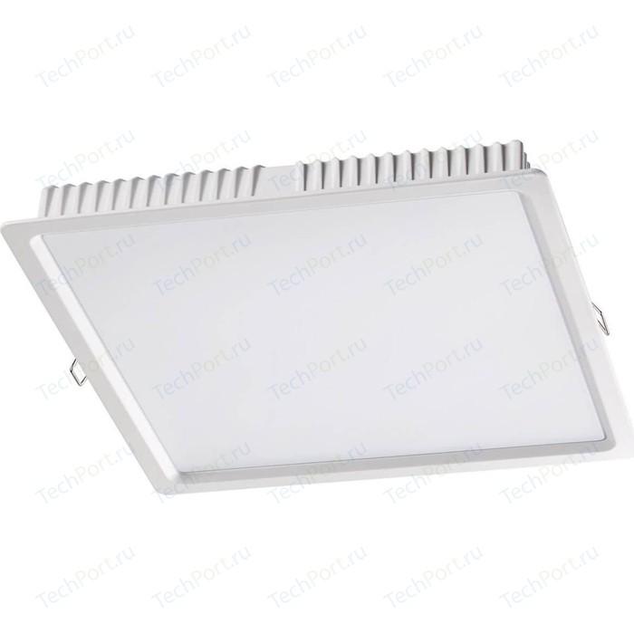 Встраиваемый светодиодный светильник Novotech 358034