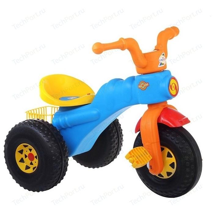 Велосипед 3-х колесный RT ОР382 МИНИ синий