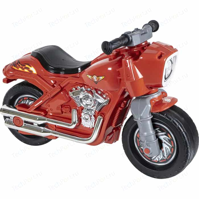 цена на Каталка-мотоцикл RT ОР504 беговел Racer RZ 1 коричневый