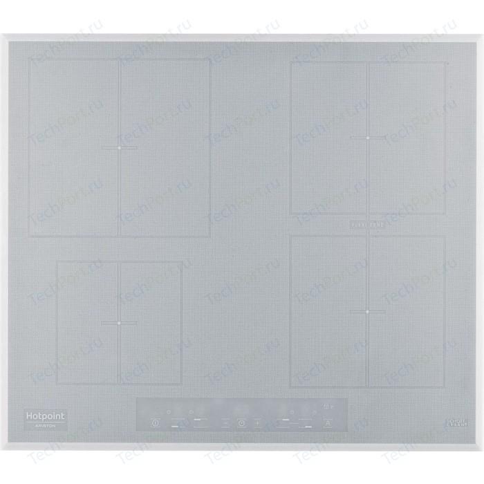 Индукционная варочная панель Hotpoint-Ariston KIA 641 B (WH)