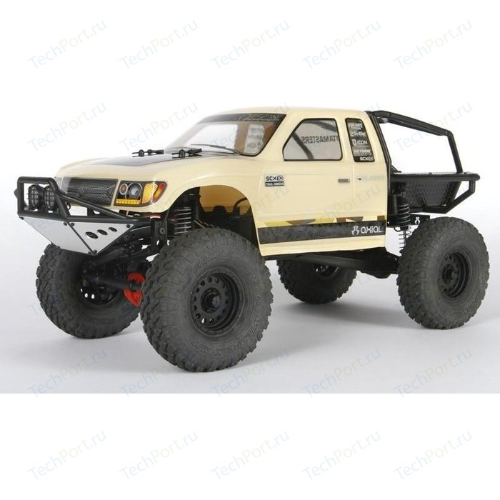Радиоуправляемый трофи Axial SCX10 II Trail Honcho 4WD RTR масштаб 1:10 2.4G - AX90059