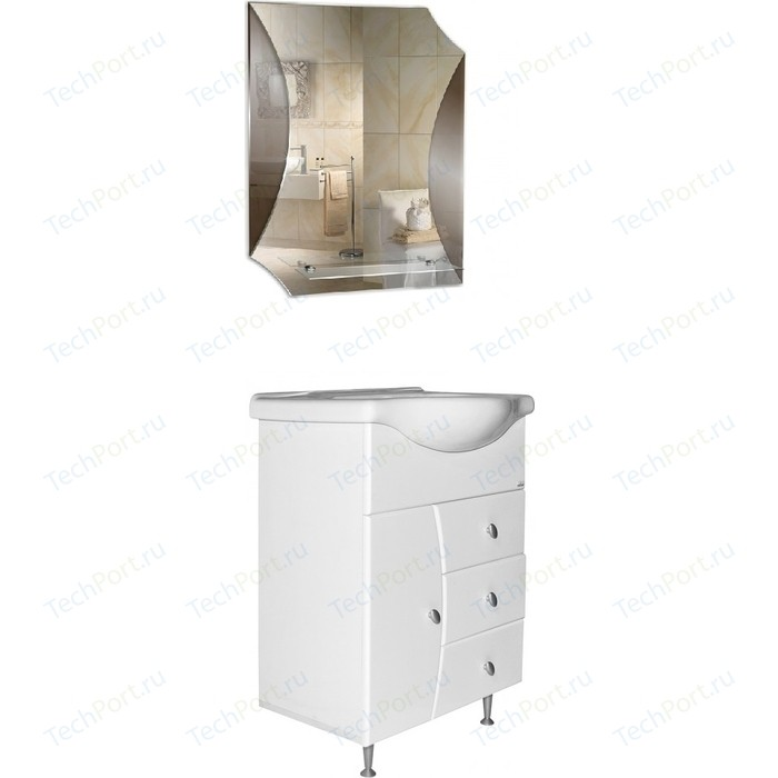 Мебель для ванной Mixline Парус 60