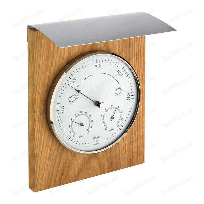 Метеостанция TFA 20.1079.01, деревяная