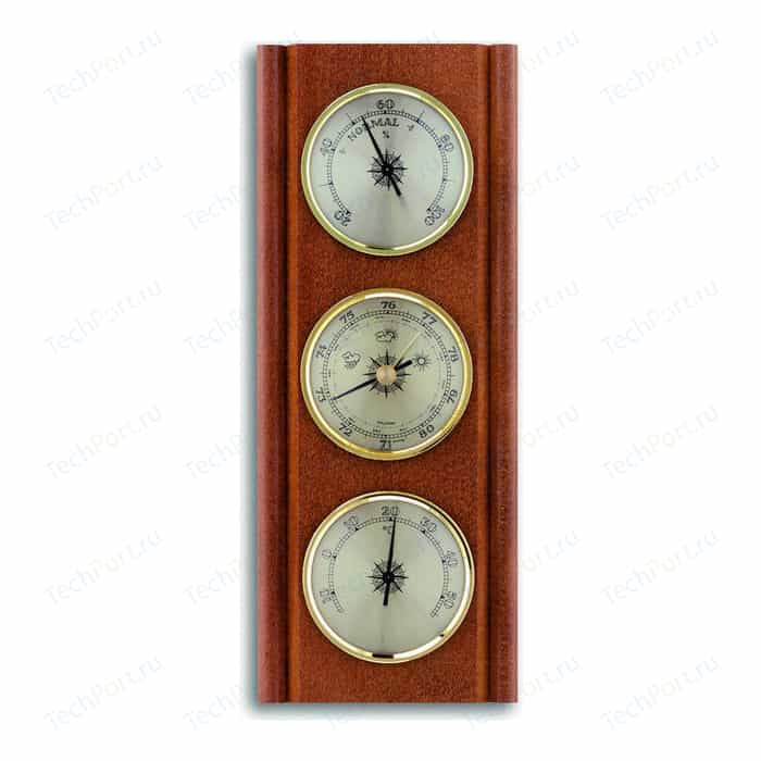 Фото - Метеостанция аналоговая TFA 20.1002.03, деревяная метеостанция tfa 351126