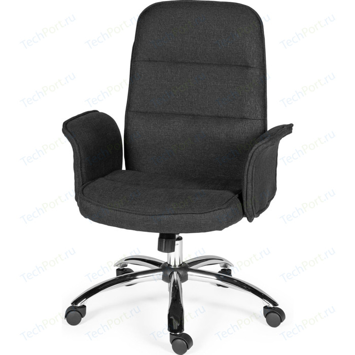 Кресло офисное NORDEN Торино черная ткань