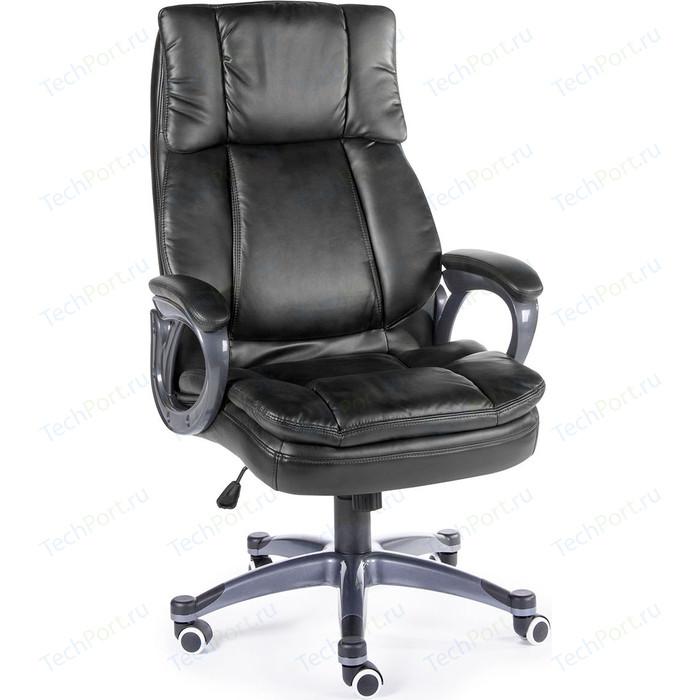 Фото - Кресло офисное NORDEN Мэдисон black серый пластик/черная экокожа кресло офисное norden президент сталь хром черная экокожа