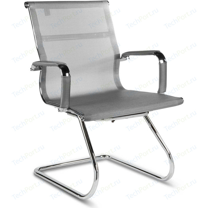 Кресло офисное NORDEN Хельмут CF/ серая сетка (конференц)