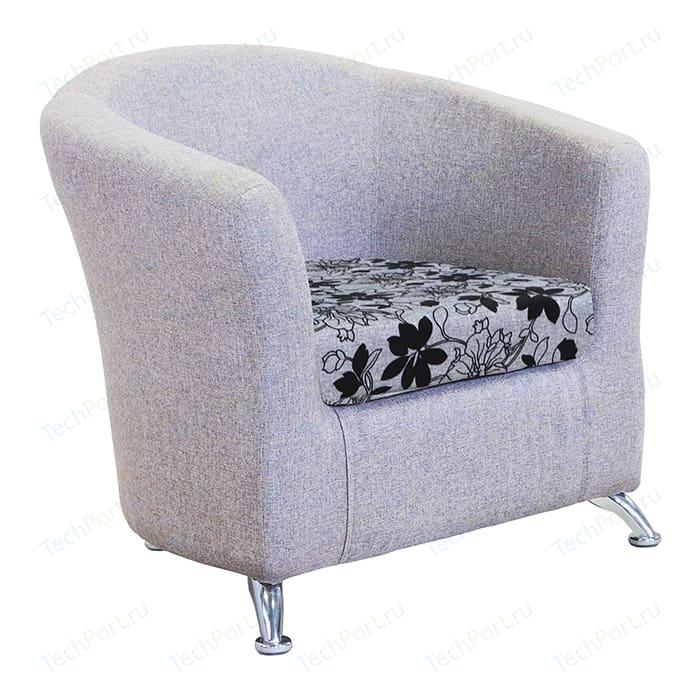 Кресло Шарм-Дизайн Евро цветы