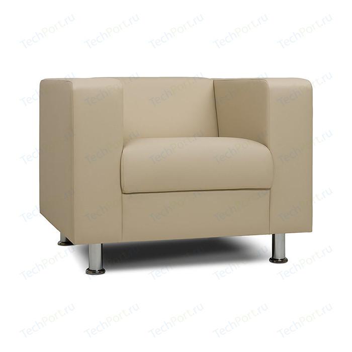 Кресло Шарм-Дизайн Бит беж офисное