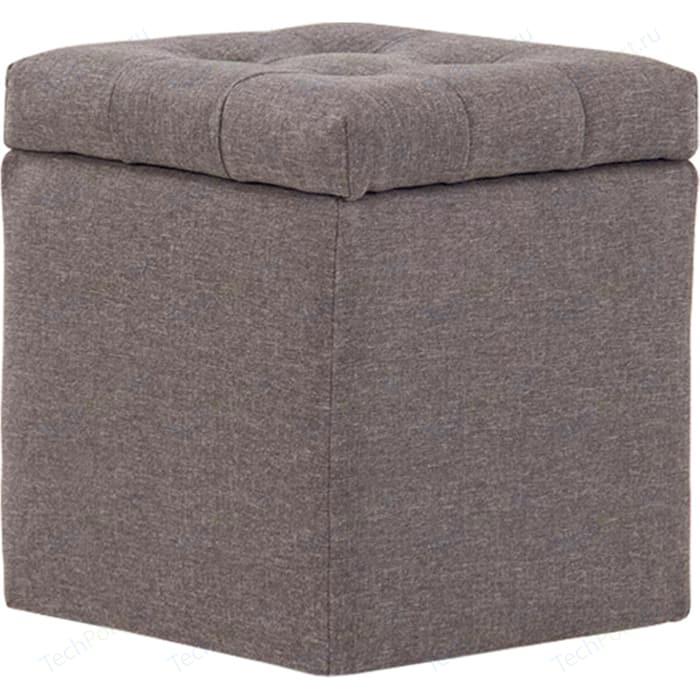 Пуф Шарм-Дизайн Шарм с ящиком латте