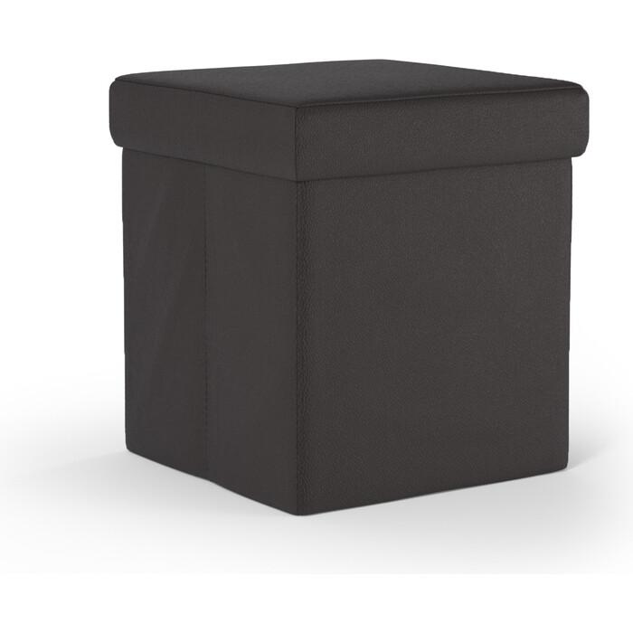 Пуф Шарм-Дизайн Пикник экокожа шоколад пуф шарм дизайн рондо 70 шоколад