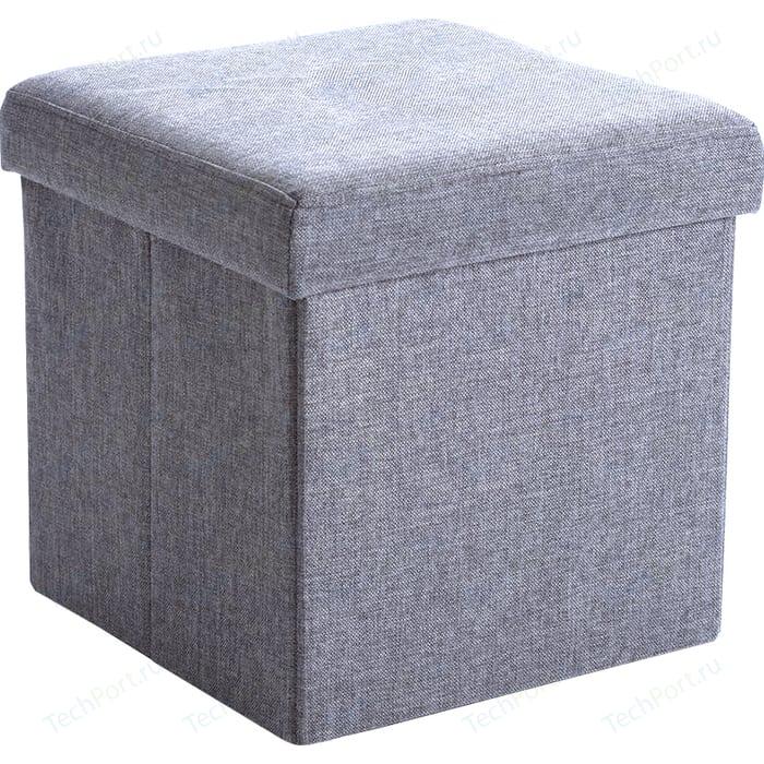 Пуф Шарм-Дизайн Пикник светло-серый
