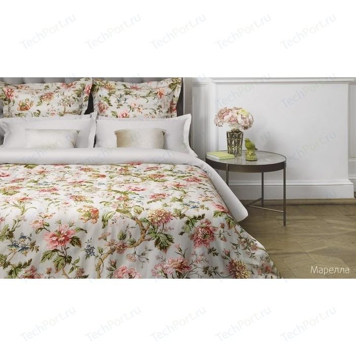 Комплект постельного белья Ecotex евро, сатин люкс, Новеллика Марелла (4660054342820) комплект постельного белья ecotex евро сатин жаккард эстетика франческа 4660054341229