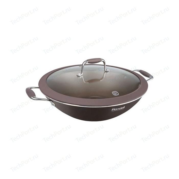 Сковорода WOK Rondell d 32см Mocaccino (RDA-932)