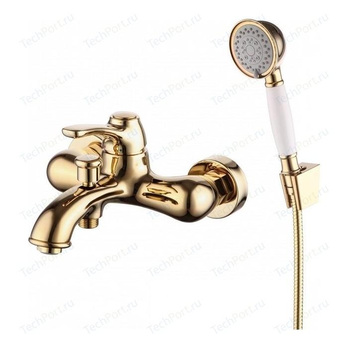 Смеситель для ванны IDDIS Oldie золото (OLDYG00i02)