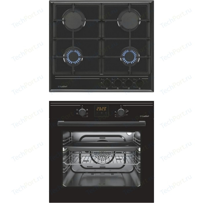 Встраиваемый комплект LuxDorf H60V40B550 + B6EB56050