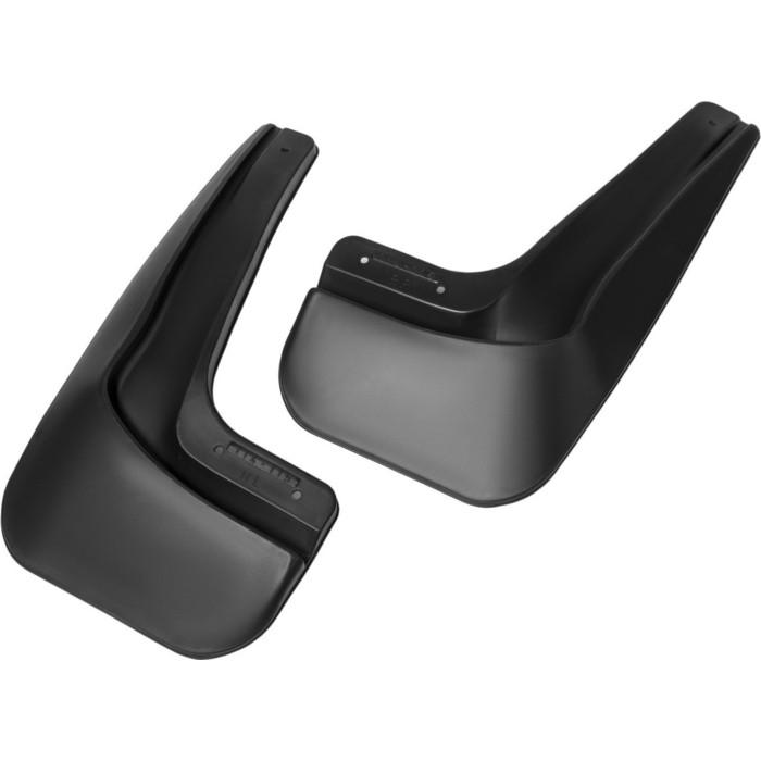 Брызговики задние Rival для Ford Focus III универсал (2011-2019), полиуретан, 2 шт., с крепежом, 21801003