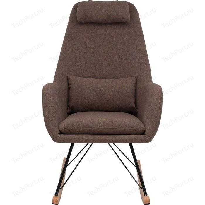 Кресло-качалка Leset Moris KR908-4 кофе