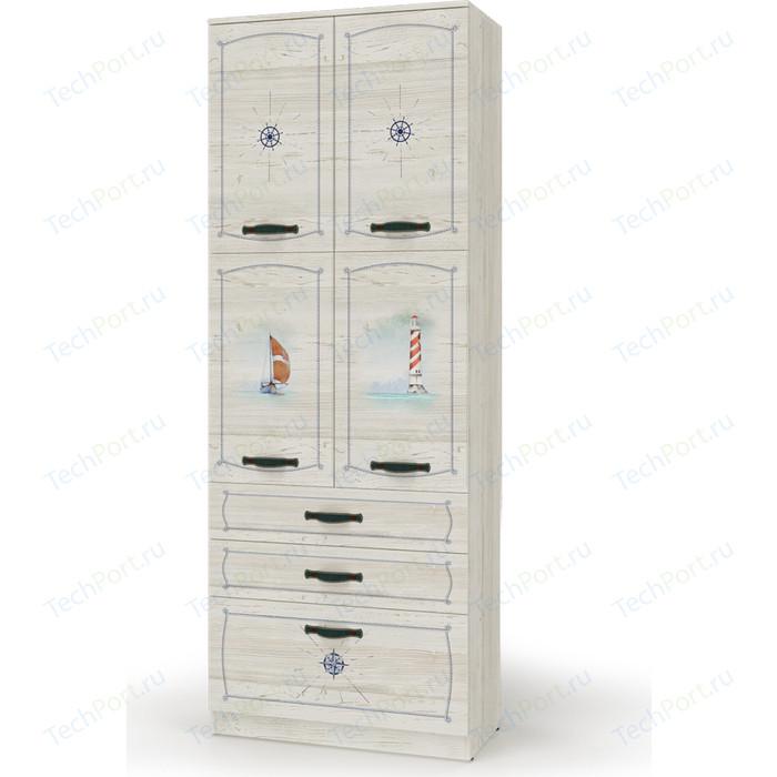 Шкаф СКАНД-МЕБЕЛЬ Регата-9 шкаф сканд мебель регата 5