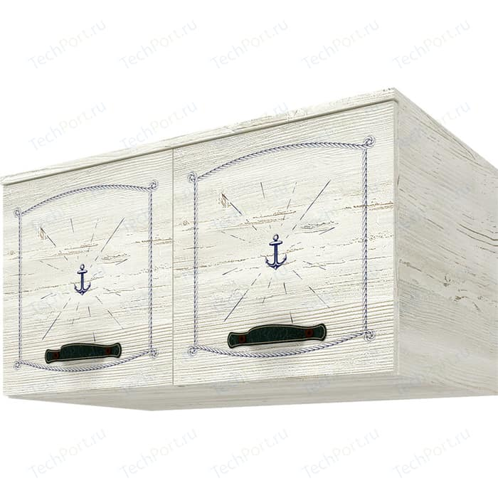 Шкаф СКАНД-МЕБЕЛЬ Регата-1 антресоль шкаф сканд мебель регата 5