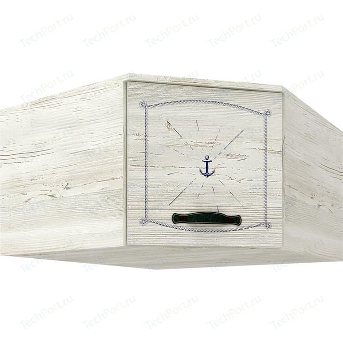 Шкаф СКАНД-МЕБЕЛЬ Антресоль Регата угловая шкаф сканд мебель регата 5