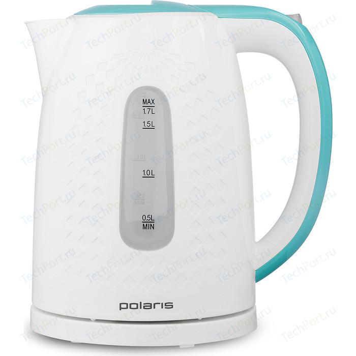 Чайник электрический Polaris PWK 1713C бирюза