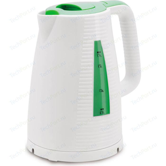 Чайник электрический Polaris PWK 1743C зел