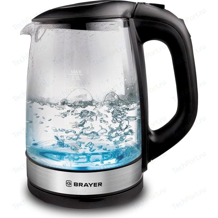 Чайник электрический BRAYER BR1040BK