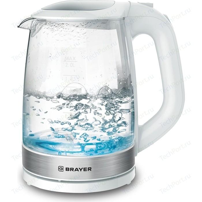 Чайник электрический BRAYER BR1040WH