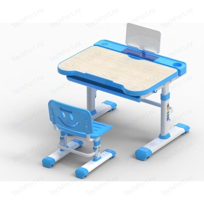 Комплект парта + стул трансформеры FunDesk Bellissima blue