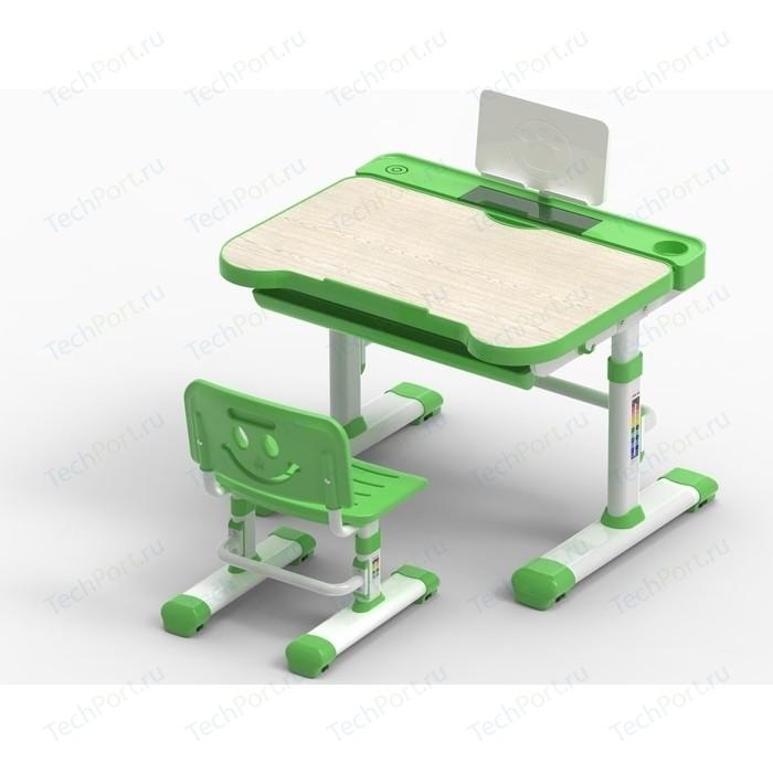 Комплект парта + стул трансформеры FunDesk Bellissima green