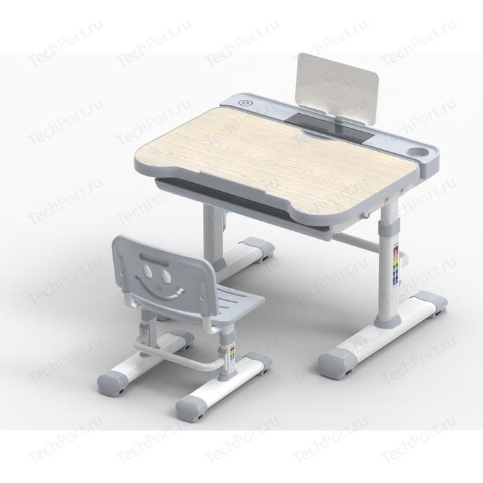 Комплект парта + стул трансформеры FunDesk Bellissima grey