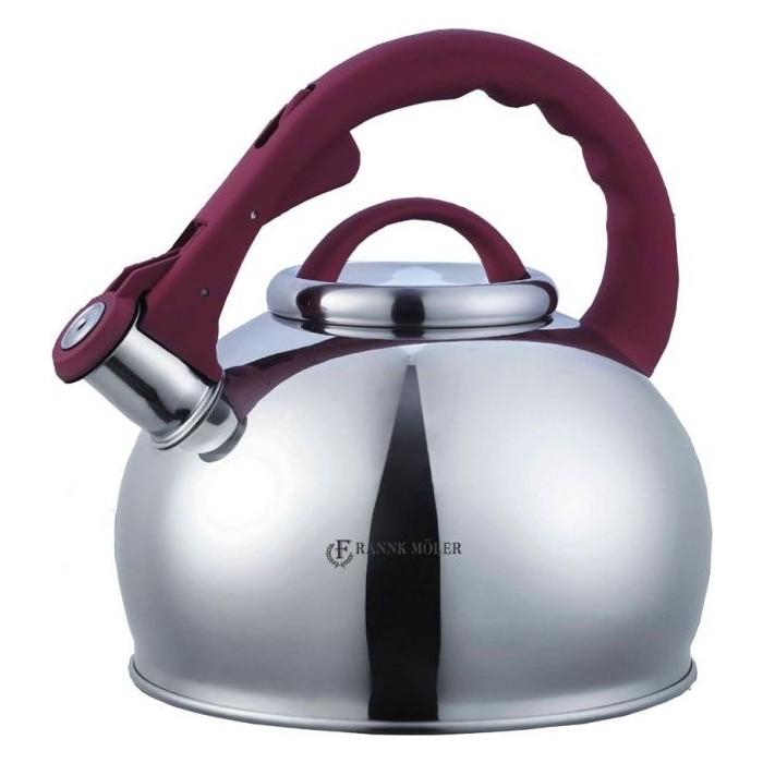 Чайник со свистком 3 л Frank Moller (FM-556)