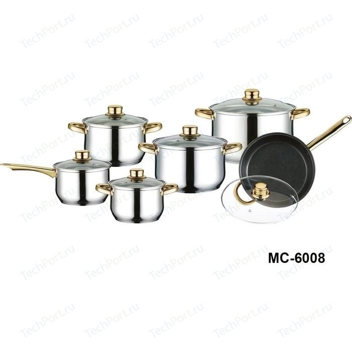 Набор посуды 12 предметов MercuryHaus (MC-6008)