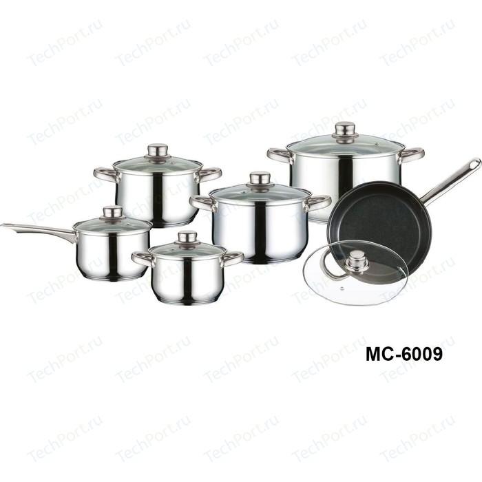 Набор посуды 12 предметов MercuryHaus (MC-6009)