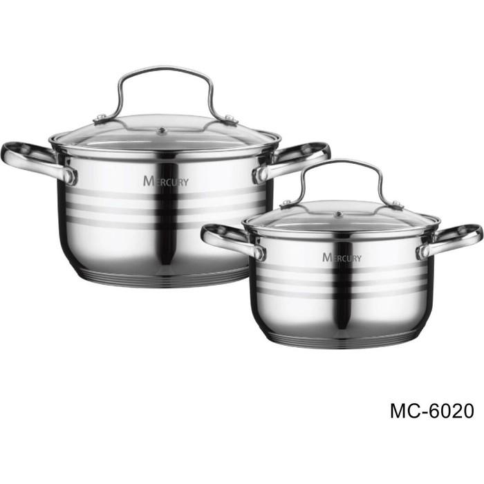 Набор посуды 4 предметов MercuryHaus (MC-6020)