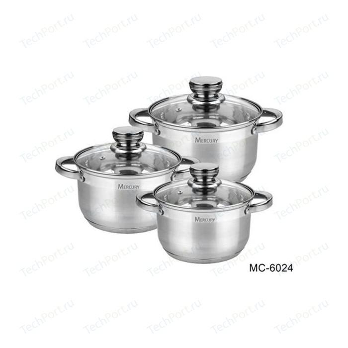 Набор посуды 6 предметов MercuryHaus (MC-6024)