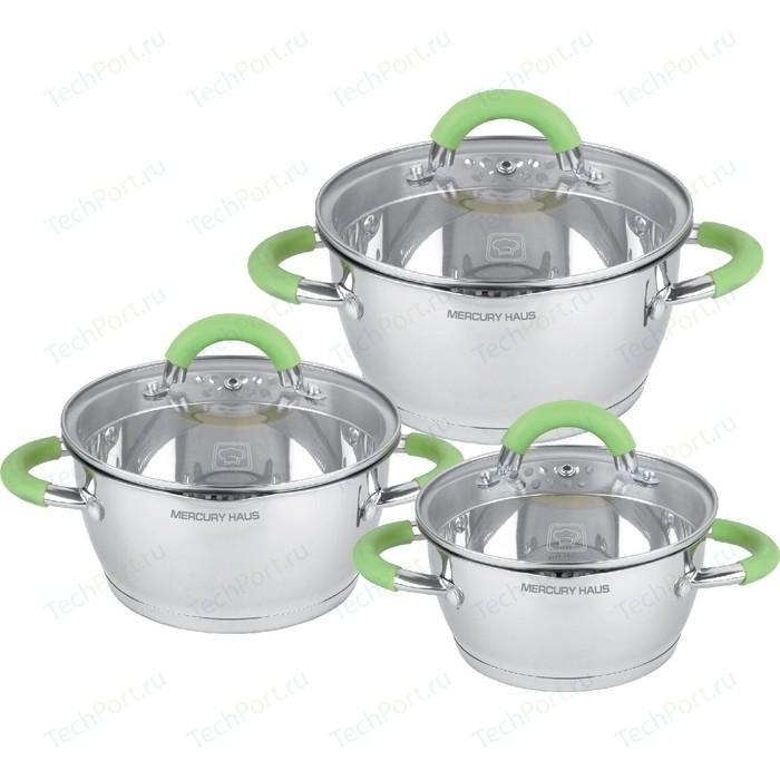Набор посуды 6 предметов MercuryHaus (MC-7022)