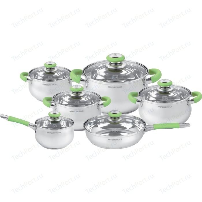 Набор посуды 12 предметов MercuryHaus (MC-7023)