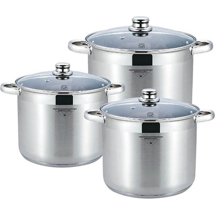 Набор посуды 6 предметов MercuryHaus (MC-7038)