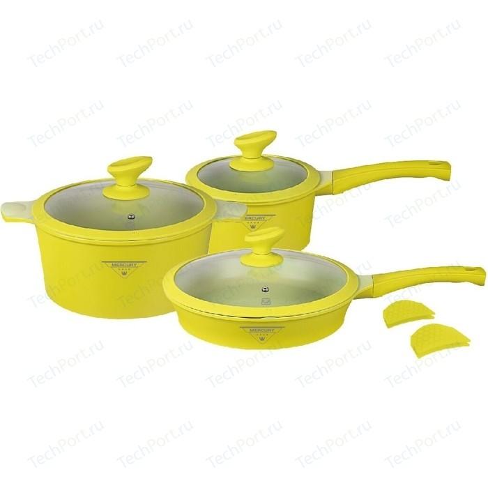 Набор посуды 8 предметов MercuryHaus (MC-6360)