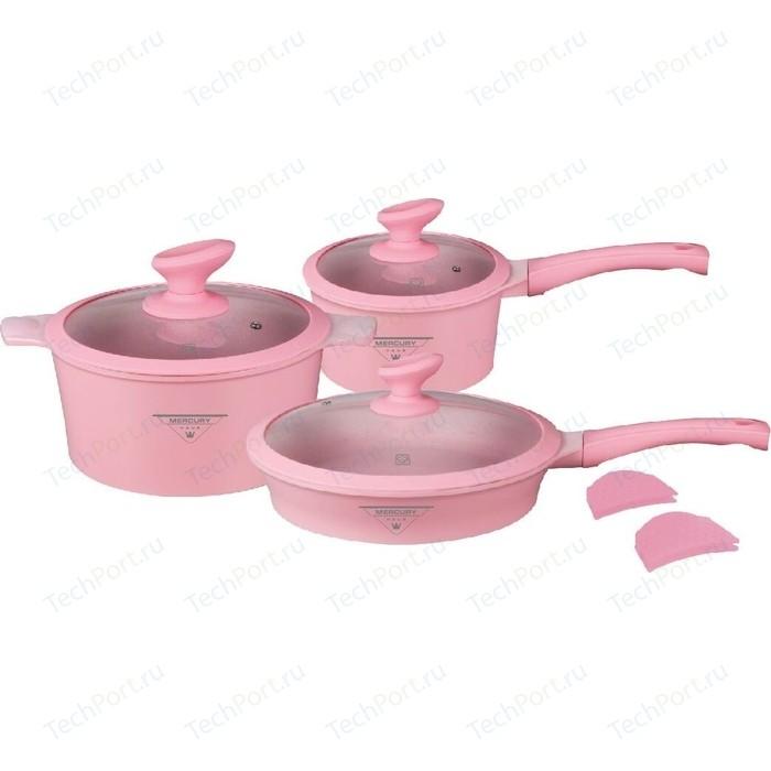 Набор посуды 8 предметов MercuryHaus (MC-6362)