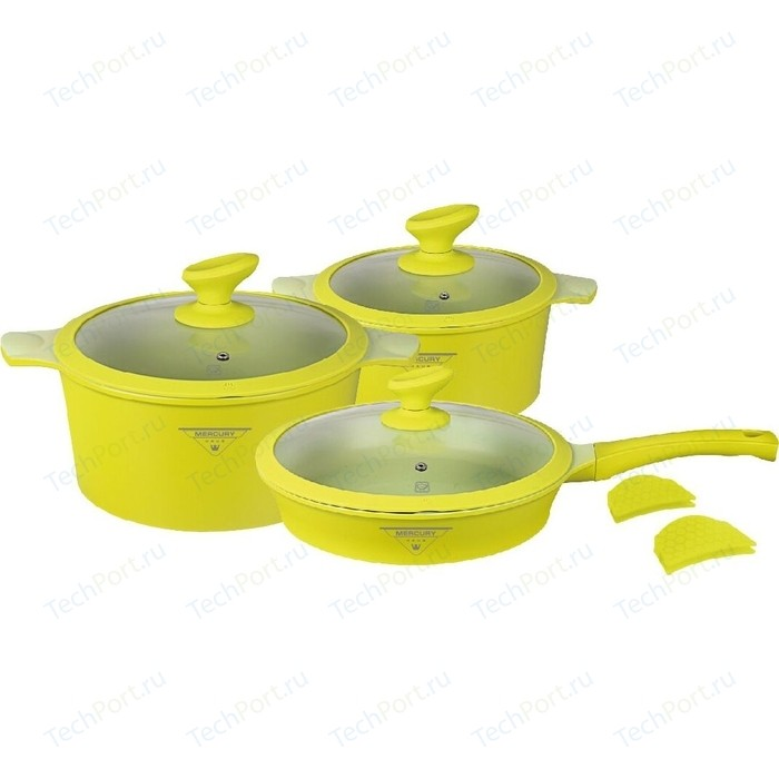 Набор посуды 10 предметов MercuryHaus (MC-6363)