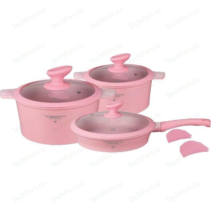Набор посуды 10 предметов MercuryHaus (MC-6365)