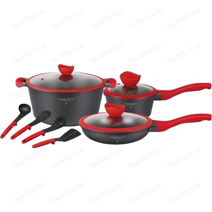 Набор посуды 10 предметов MercuryHaus (MC-6366)