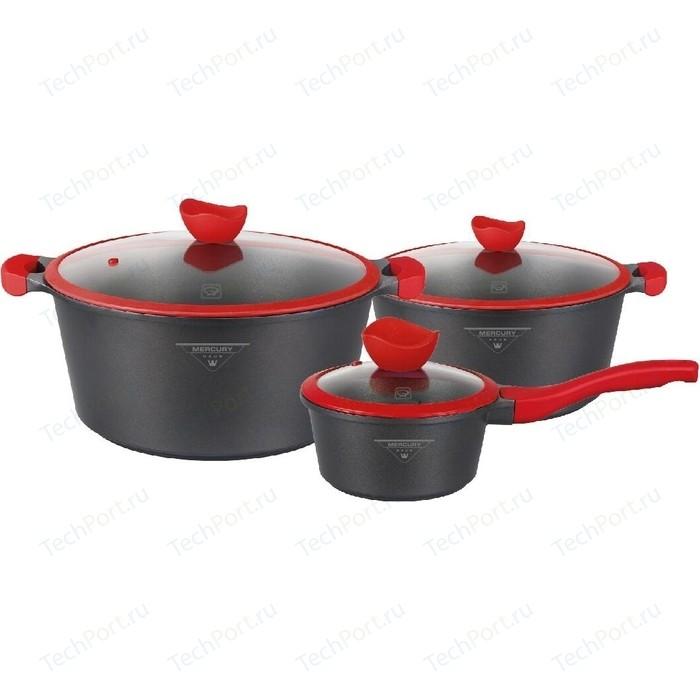 Набор посуды 6 предметов MercuryHaus (MC-6368) противень керамический mercuryhaus mc 6131