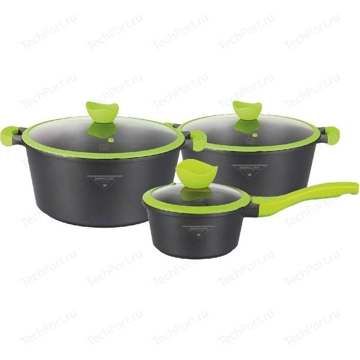 Набор посуды 6 предметов MercuryHaus (MC-6369)