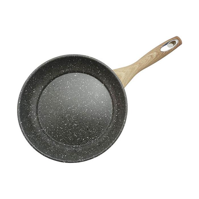 Сковорода MercuryHaus d 28см (MC-6343) сковорода d 24 см kukmara кофейный мрамор смки240а