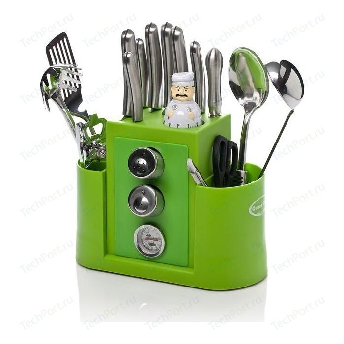 Набор кухонных принадлежностей 20 предметов Queen Ruby (QR-8269)
