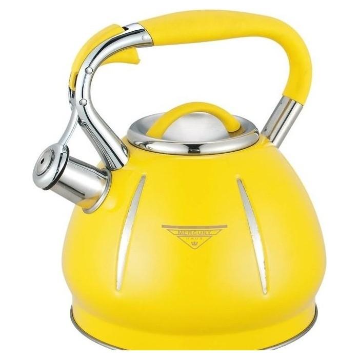 Чайник со свистком 3.5 л MercuryHaus (MC-6610)